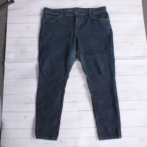 Ava & Viv Skinny Jeans Plus Size 20W Stretch